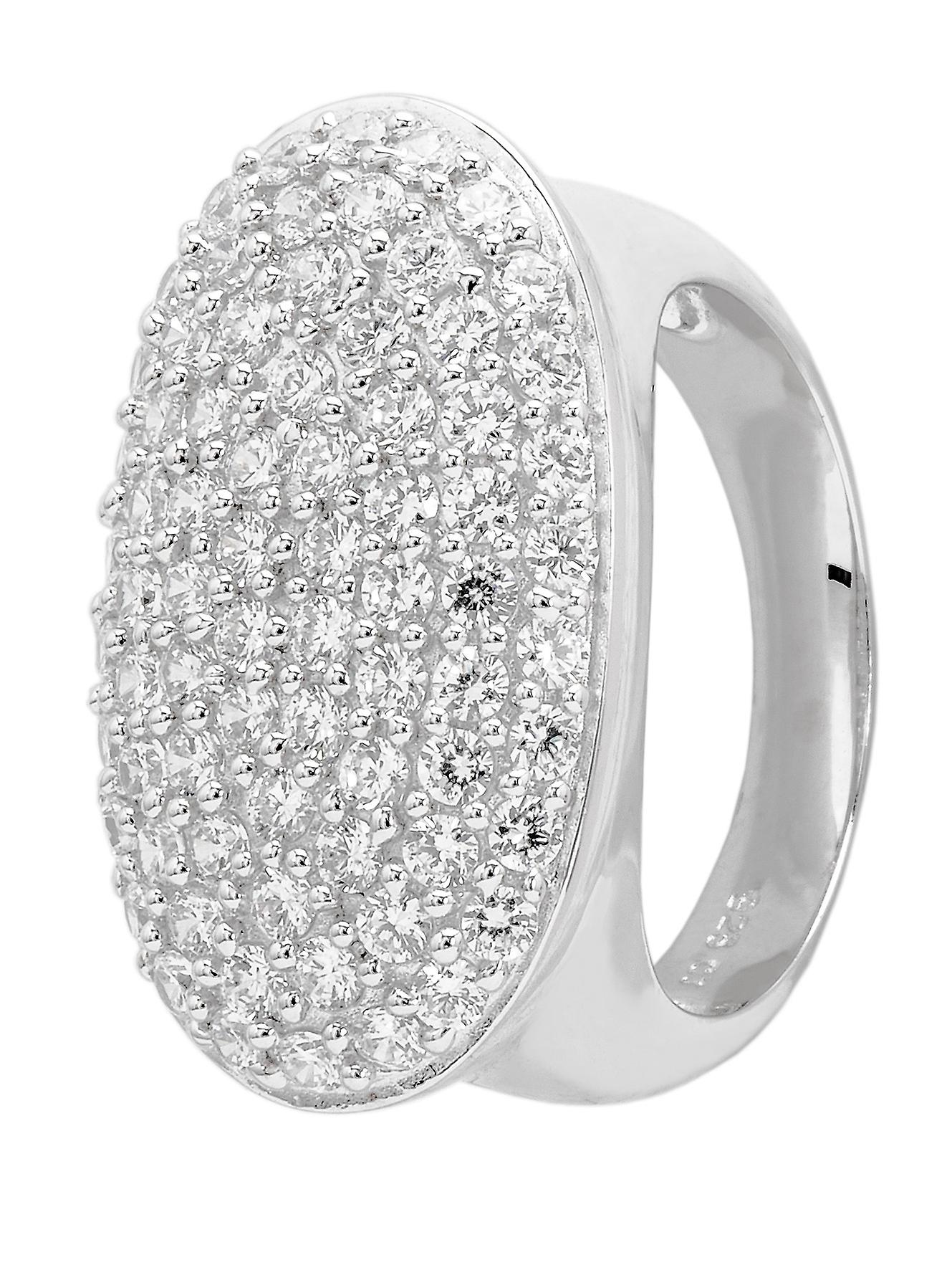 Carlo Monti women´s ring 925/- sterling silver, JCM5011-121