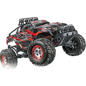 Amewi X-King Brushed 1:12 RC model car Electric Monster truck 4WD RtR 2,4 GHz