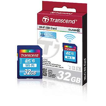 Transcend 32 Gb SDHC Class 10 Wifi (Home , Electronics , Storage , Memory Cards)