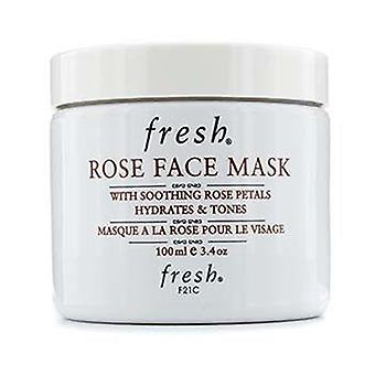 Fresh Rose Maschera viso - 100ml / 3,5 once