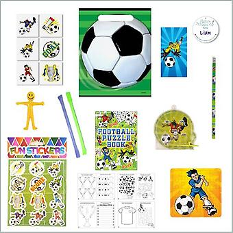 Just Fill Ready to Make Party Bag - Football
