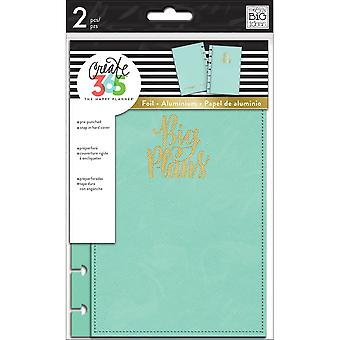 Create 365 Mini Snap-In Hard Cover Planner-Big Plans COLM-2