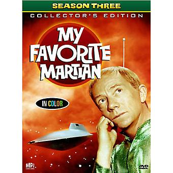 Min favorit Martian: Säsong 3 [DVD] USA import