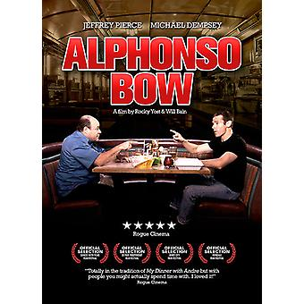 Alphonso Bow [DVD] USA importerer
