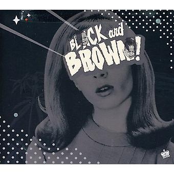 Sort mælk & Danny Brown - sorte & Brown [CD] USA import