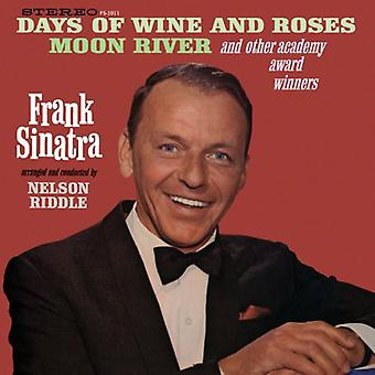 Frank Sinatra - Days of Wine & Roses: Moon River & Other Academy [CD] USA import