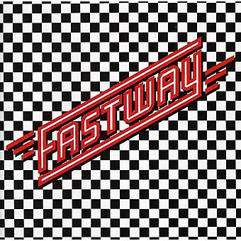 Fastway - import USA Fastway [CD]