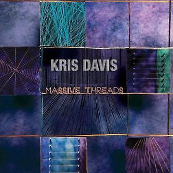 Kris Davis - Massive Threads [CD] USA import