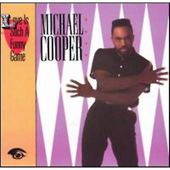 Michael Cooper - Love Is Such a Funny Game [CD] USA import
