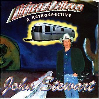 John Stewart - Airdream Believer-Retrospectiv [CD] USA import