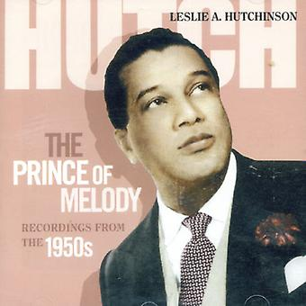 Leslie a. Hutchinson - Prince of Melody-Recording From the 1950's [CD] USA import