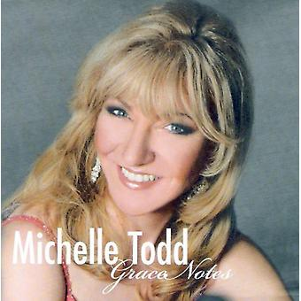 Michelle Todd - Grace Notes [CD] USA import