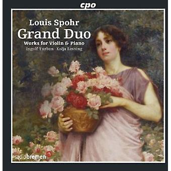 L. Spohr - Louis Spohr: Importazione USA Grand Duo [CD]
