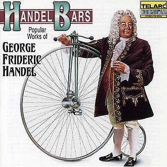 Handelbars - barras de Handel: Importación de Estados Unidos de la Popular obra de George Frideric Handel [CD]
