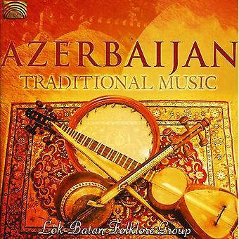 Lok-Batan Folklore Group - Azerbaijan-Traditional Music [CD] USA import