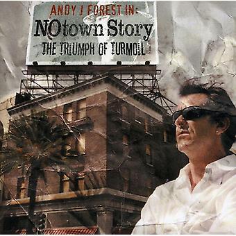 Andy J. bos - Notown Story: De triomf van onrust [CD] USA import