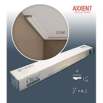 ORAC decor CX160 AXXENT 1 box SET with 10 crown moldings corner strips | 20 m