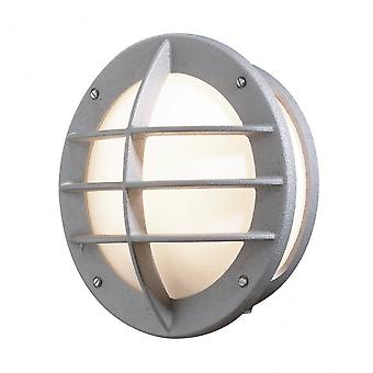 Konstsmide Oden Aluminium Wall Light