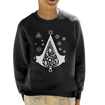 Juletræ Assassins Creed børne Sweatshirt