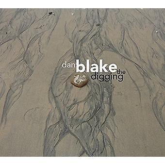 Dan Blake - grave [CD] USA Importer