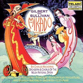 Gilbert & Sullivan : The Mikado