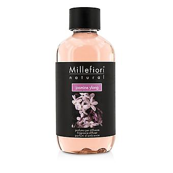 Millefiori Natural Fragrance Diffuser Refill - Jasmine Ylang 250ml/8.45oz