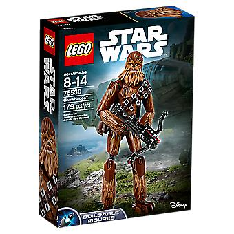 Lego Constraction Star Wars Chewbacca 75530