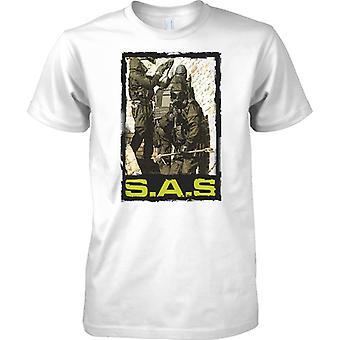 SAS Casa dura entrada - fuerzas especiales - niños T Shirt