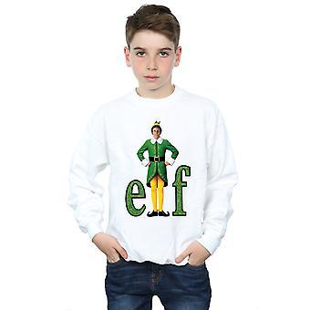 Elf Boys Buddy Logo Sweatshirt