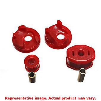 Energy Suspension Motor Mount Insert 7.1105R Red Front Fits:NISSAN 1991 - 1993