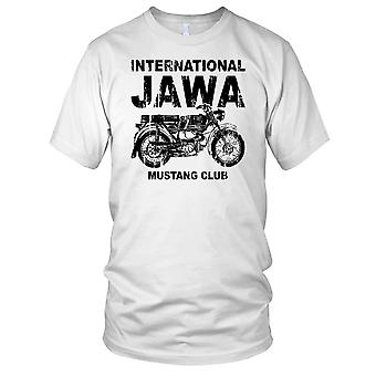 Internationale Jawa Mustang Club Classic cykel damer T Shirt