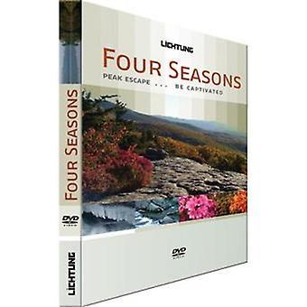 Fire årstider Peak undslippe [DVD] USA import