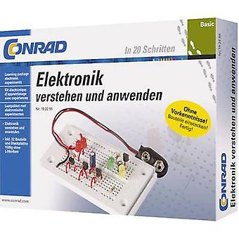 Course material Conrad Components Basic Elektronik 3964 14 years and over