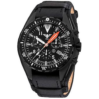 KHS MissionTimer 3 mens watch watches field chronograph KHS. MTAFC. R