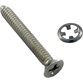 Hayward SPX0590Z2A Face Rim Lockscrew with Fastener