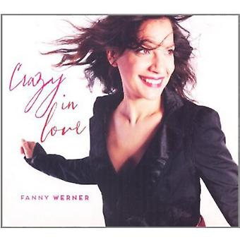 Fanny Werner - Crazy in Love [CD] USA import