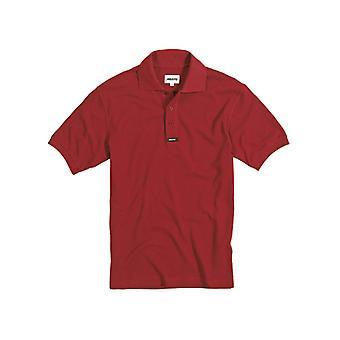 Musto Mens Team Pique Short Sleeve Cotton Polo Shirts