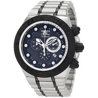Invicta  Subaqua 1940  Stainless Steel Chronograph  Watch
