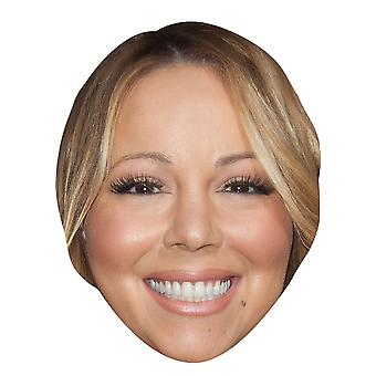 Máscara de Mariah Carey