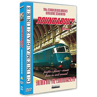 Roundabout Vol 1 DVD