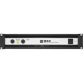 Electro Voice Q44-II PA amplifier RMS power per channel (at 4 Ohm): 450 W