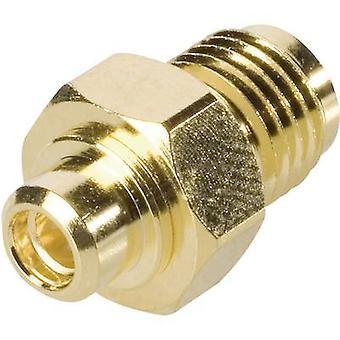 MMBX adapter MMCX socket - SMA socket BKL Electronic 0416514 1 pc(s)