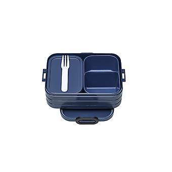 Rosti Mepal Midi Bento Lunch Box, Nordic Denim