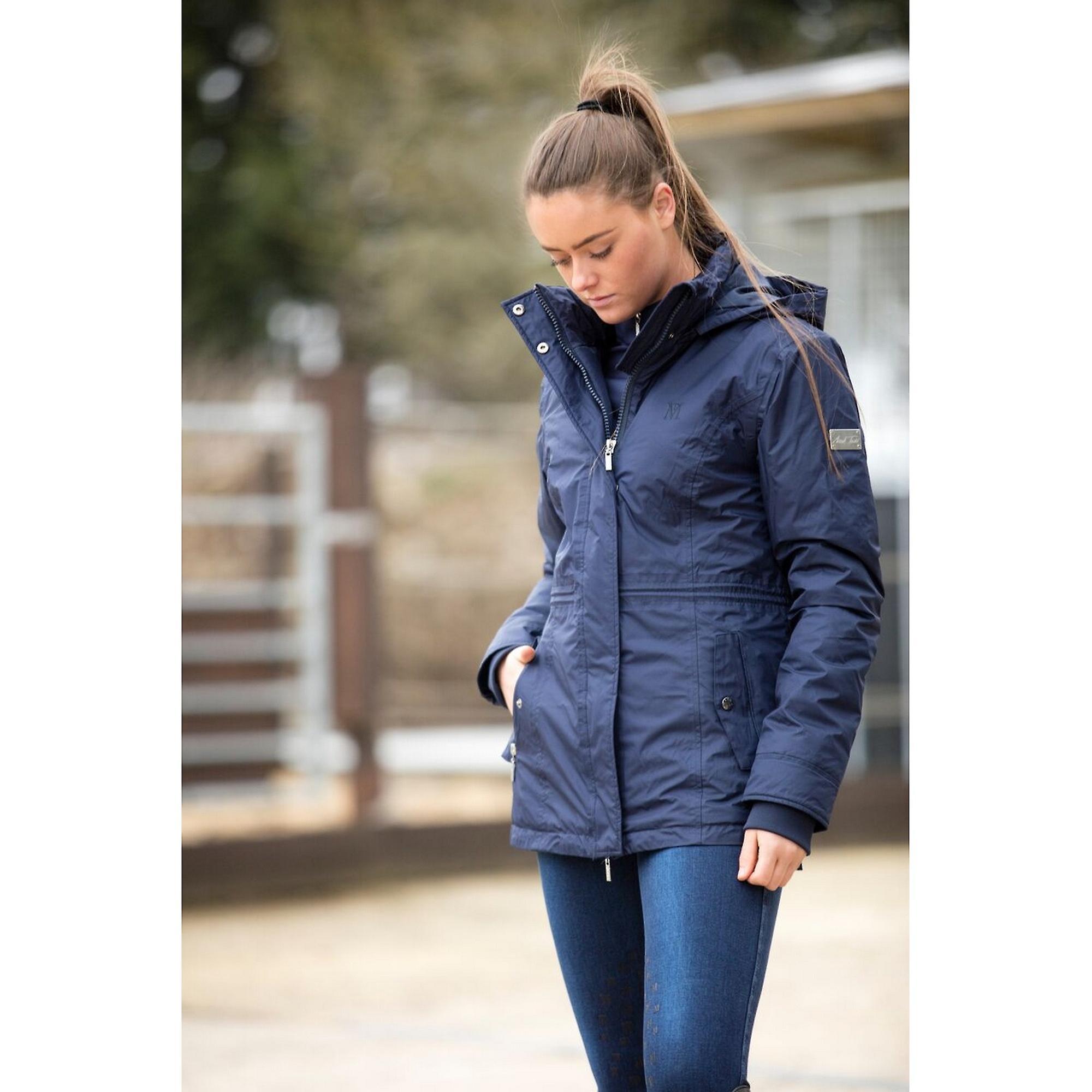 Mark Todd Womens/Ladies Waterproof Inga Short Jacket