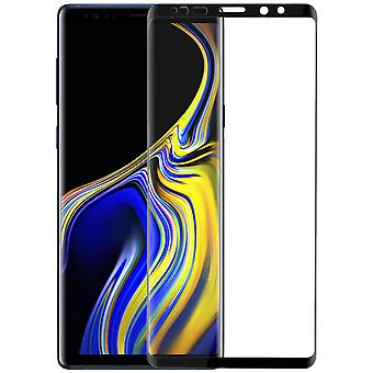 Screen protector for Samsung Galaxy Note 9, Tempered Glass with black edges