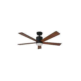 Energy-saving LED Ceiling Fan Tibu with Remote Control