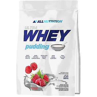 Allnutrition Ultra Whey Pudding 908 gr (Sport , Weight loss , Low carb protein)