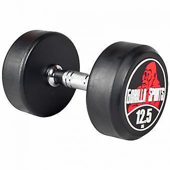 12,5 kg Dumbbell halt�re poids