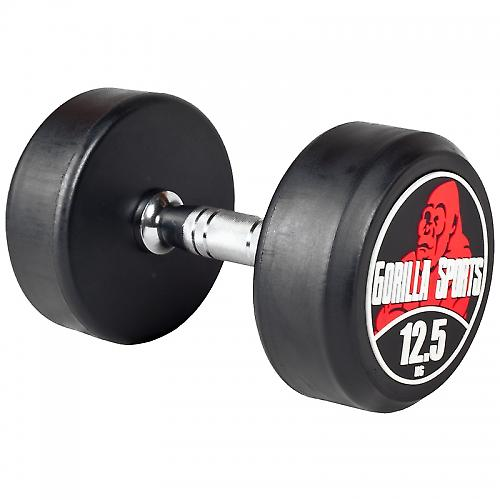 12,5 kg Dumbbell halt�re poids