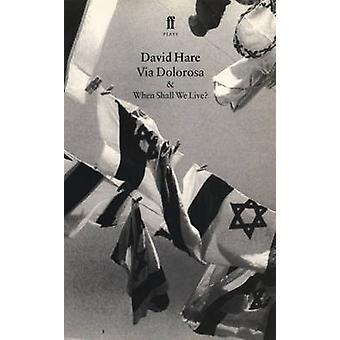 Via Dolorosa - idealna kiedy możemy żyć? przez David Hare - 9780571197521 książki